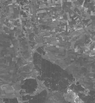Спутниковое изображение Кременной